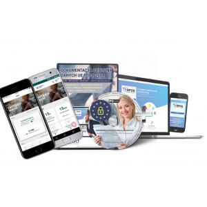 Pakiet dokumentacji RODO z 5 e-szkoleniami za 1 zł + Rejestrację Cashback Solutions