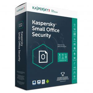Kaspersky KSOS 5 - pięć stanowisk - 12 miesięcy